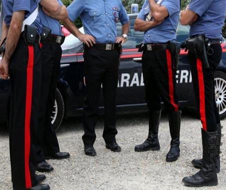 carabinieri ison