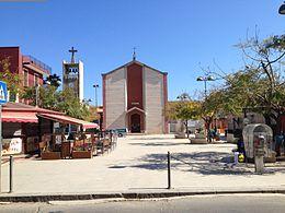Piazza Della Parrocchia Cassibile