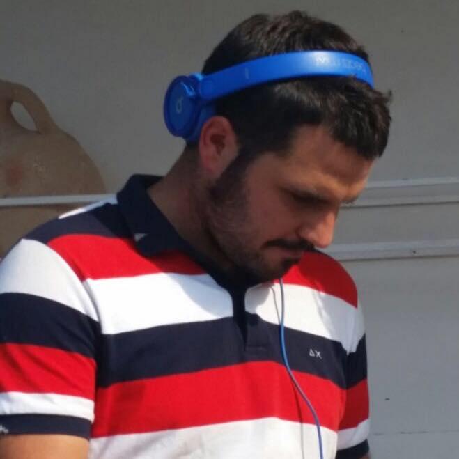 Marco Riera dj per Vasco Rossi a Messina