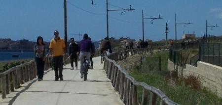 pista ciclabile siracusa