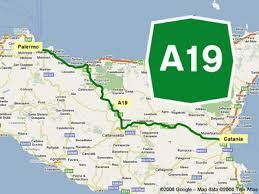 riaperta autostrada A19