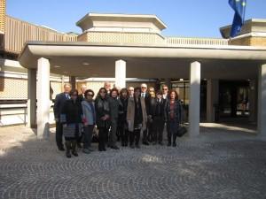 1-Accademici di Siracusa al Museo Paolo Orsi di Siracusa (7)