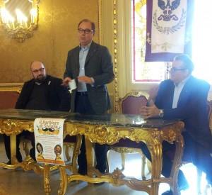 Garattini, il sindaco Bonfanti e il maestro Giordani