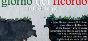 """Siracusa, Giorno del ricordo, l'amministrazione """"sensibilizza"""" le scuole alla celebrazione del 10 febbraio"""