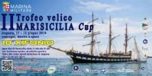 Dal 10 al 12 si svolgerà ad Augusta la seconda edizione della Marisicilia Cup