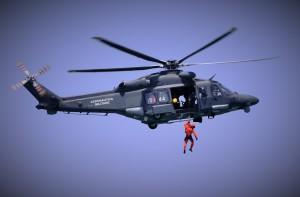 Aerosoccoritore in azione (2)