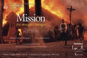 ISSR SM Mission tra musica e teologia