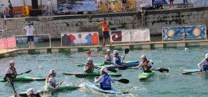 Siracusa, mondiali di canoa polo: esordio positivo per l'under 21 maschile