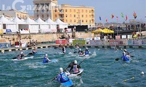 Siracusa, mondiali di canoa polo: esordio positivo per l'Italia Senior