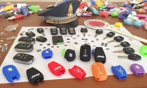 sequestro-finanza-gusci-chiavi-auto-contraffatti-siracusa
