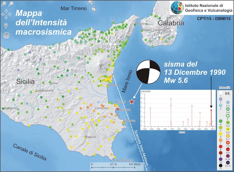 Sisma del 1990 in sicilia orientale un evento che scuote terra e pubblicato il 17 novembre 2016 altavistaventures Images