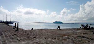 Siracusa, il 4 ottobre l'inaugurazione al Porto Grande della banchina per le navi da crociera