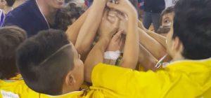 Siracusa, pallamano giovanile, l'Albatro U12 è campione regionale