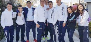 Villasmundo, karate, Rembukan ai vertici dell'Open d'Italia a Riccione