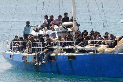 Migranti: 86 su spiagge del Siracusano, lasciati da 2 barche