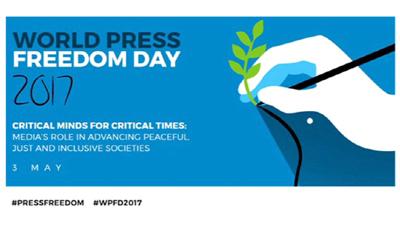 XXIV Giornata mondiale della libertà di stampa parte da Reggio Calabria