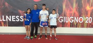Canicattini, kickboxing, gli allievi del maestro Vasile conquistano quattro titoli alla Maratona Marziale Italiana