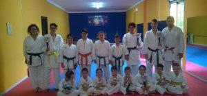 Floridia, la Xiridia Karate club Failla conquista quattro ori al campionato regionale Libertas