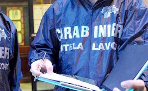1,5 mln di lavoratori in nero in Italia