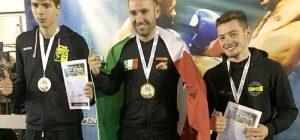 Priolo, kickboxing, nuovo titolo mondiale per Luca Maccarrone