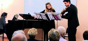 "Floridia, Ketty Teriaca, Francesco Toro e Heloise Geoghegan in concerto al Centro artistico culturale ""G. Ierna"""