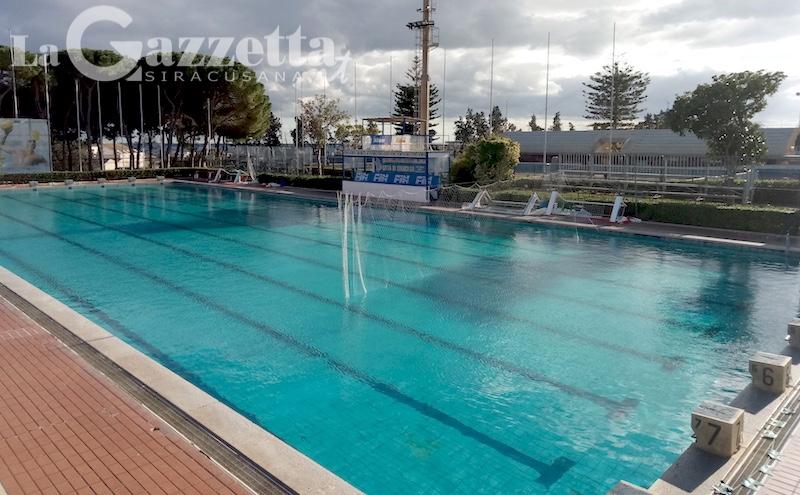 Vasca Da 25 Metri Tempi : Siracusa chiusa la piscina olimpionica della cittadella le