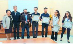 """Floridia, grande partecipazione di talenti alla decima edizione del """"Premio Giuseppe Ierna"""""""