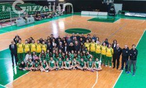 Basket femminile, Nuova Trogylos Priolo campione di Sicilia nella serie B