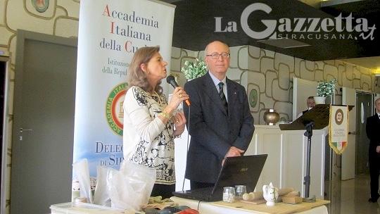 Accademia italiana della cucina foto di artigiano imola
