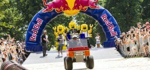 Siracusa, quattro siracusani alla Red Bull Soapbox Race di Roma