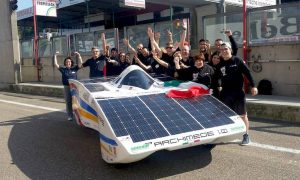"""Siracusa, """"Archimede 2.0"""", supercar a energia solare sarà realizzata insieme a studenti del Fermi"""