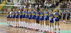 Siracusa, tripudio di pubblico per il test match Italia-Russia di pallavolo femminile juniores. Vittoria 3-1 per le azzurre