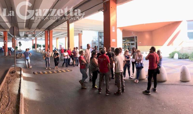 Siracusa Prosegue Lo Sciopero Degli Ottanta Dipendenti Dello