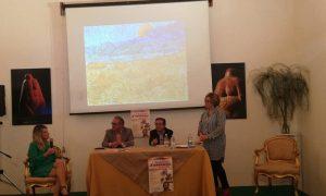 """Floridia, presentato il libro della scrittrice Giovanna Strano """"Vincent in Love. Il lavoro dell'anima"""""""