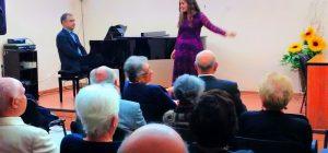 """Floridia, il soprano Gaia Gallitto in concerto al Centro artistico culturale """"G. Ierna"""""""