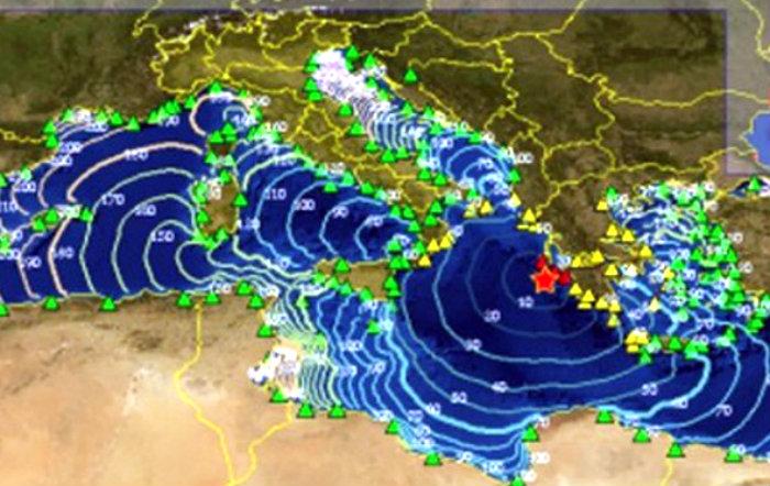 Forte scossa di terremoto al largo di Zante avvertita anche nel Brindisino