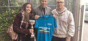 Ciclismo, il melillese Angelo Pitruzzello vince titolo di campione regionale juniores