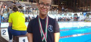 Nuoto paralimpico italiano, il mese d'oro della giovane siracusana Fotìa