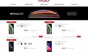 Anche Iliad lancia i nuovi iPhone XR e XS sul suo store: tutto quello che si deve sapere