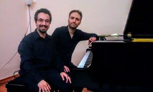 """Floridia, i pianisti Blaiotta e Pavone in concerto al Centro artistico culturale """"G. Ierna"""""""