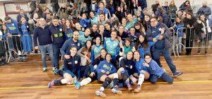 Pallavolo, Serie C femminile, Holimpia Siracusa vince il big match col Comiso e conferma il primato