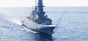 """Siracusa, la fregata multi missione """"Alpino"""" in sosta fino a domenica al molo Capitaneria"""