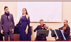 """Floridia, l'Agape ensemble in concerto al Centro artistico culturale """"G. Ierna"""""""