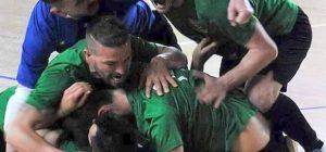 Calcio a 5, Coppa Italia Serie B, svanisce sogno finale per l'Assoporto Melilli. Sabato prossimo sarà comunque festa