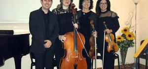 """Floridia, il Symposium Quartet in concerto al Centro artistico culturale """"G. Ierna"""""""