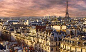 viaggio in francia, parigi