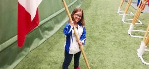 Giochi europei paralimpici giovanili, è una nuotatrice siracusana la portabandiera azzurra