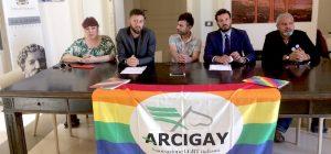 """Siracusa, presentato il """"Pride 2019"""". Sabato il corteo, madrine l'attrice Cristina Donadio e Massimo Milani"""
