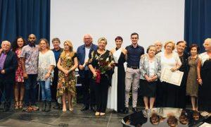 """Siracusa, successo per il Premio internazionale """"Centomila artisti per il cambiamento"""""""