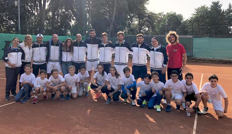 Tennis, Match Ball Siracusa mette ko il Forte dei Marmi e vola in semifinale scudetto - La Gazzetta Siracusana
